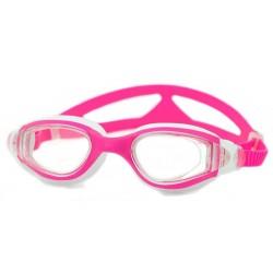Dziecięce okulary pływackie AQUA-SPEED CETO różowe