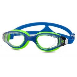 Dziecięce okulary pływackie AQUA-SPEED CETO żielone