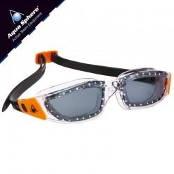Okulary pływackie AQUASPHERE KAMELEON pomarańczowe