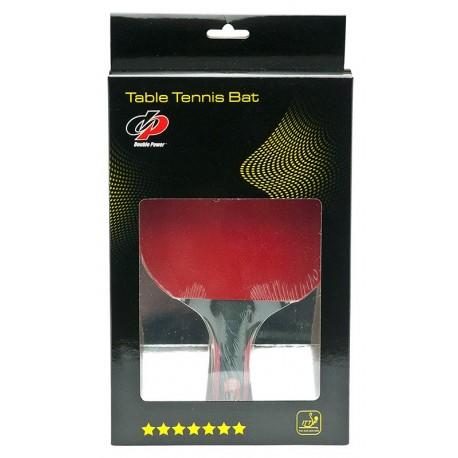 Rakietka do tenisa stołowego DOUBLE POWER - 7 STAR