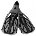 Płetwy AQUA-SPEED INOX szaro-czarne