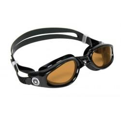 Okulary pływackie AQUASPHERE KAIMAN szybki brązowe