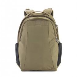 Pacsafe MetroSafe LS350 khaki plecak antykradzieżowy