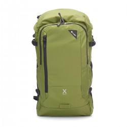 Pacsafe VentureSafe X30 oliwkowy plecak turystyczny antykradzieżowy