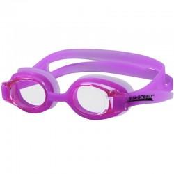 Dziecięce okulary pływackie AQUA-SPEED ATOS różowe