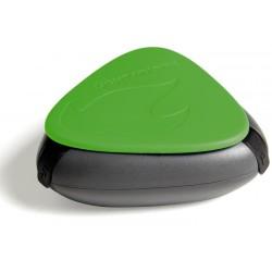 Pojemnik na 3 przyprawy LIGHT MY FIRE Salt%Pepper Plus green