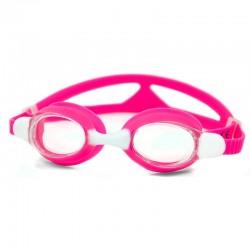 Dziecięce okulary pływackie AQUA-SPEED ALISO różowe