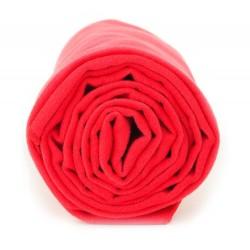 Ręcznik szybkoschnący Polygiene Dr.BACTY r. M czerwony