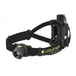 Latarka czołowa dla biegaczy LEDLENSER Neo10R black