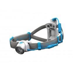 Latarka czołowa dla biegaczy LEDLENSER Neo10R blue