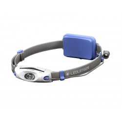 Latarka czołowa dla biegaczy LEDLENSER NEO4 blue