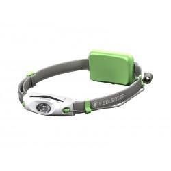 Latarka czołowa dla biegaczy LEDLENSER NEO4 green