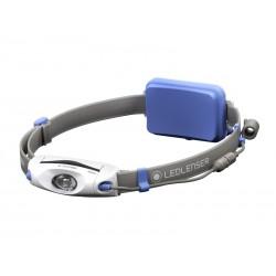 Latarka czołowa dla biegaczy LEDLENSER NEO6R blue