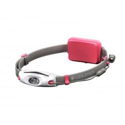 Latarka czołowa dla biegaczy LEDLENSER NEO6R pink