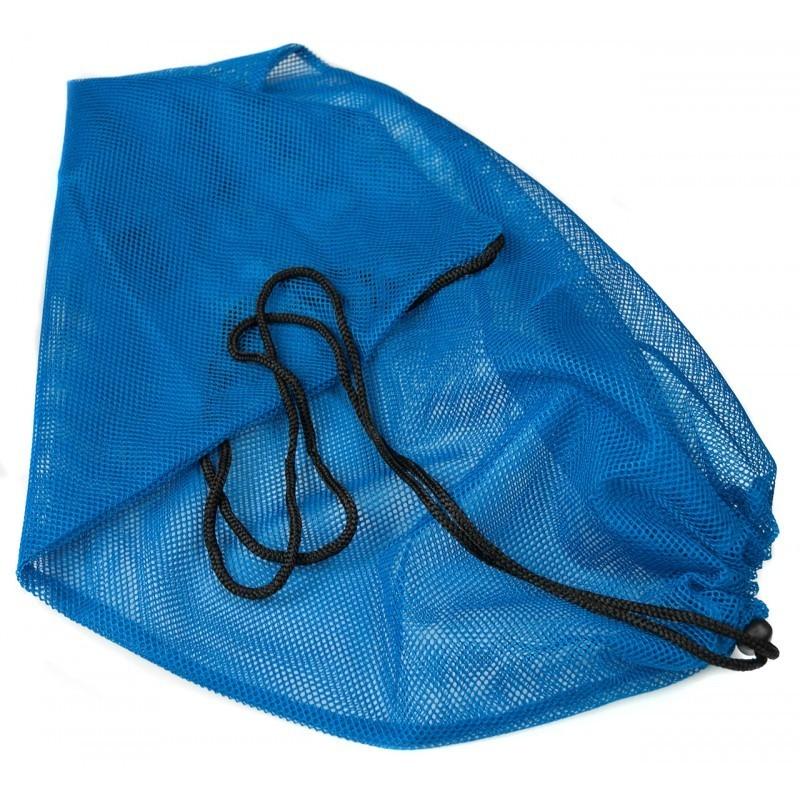 3aeeecd412f761 ... Worek siatka AQUASPEED na basen na sprzęt pływacki niebieski ...