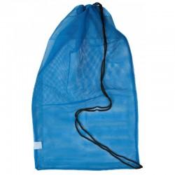Worek siatka AQUASPEED na basen na sprzęt pływacki niebieski