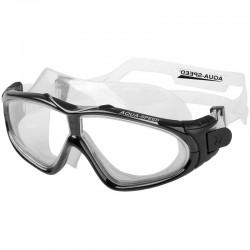 Okulary pływackie AQUASPEED SIROCCO czarne