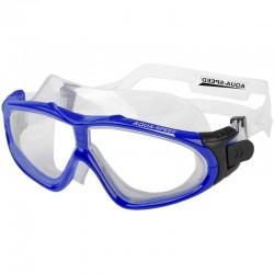 Okulary pływackie AQUASPEED SIROCCO granatowe