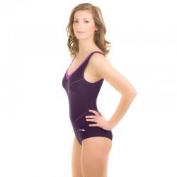 Kostium kąpielowy AQUASPEED SOPHIE fiolet
