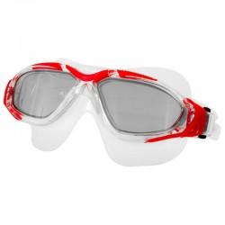 Okulary pływackie AQUASPEED BORA czerwone