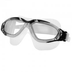 Okulary pływackie AQUASPEED BORA czarne