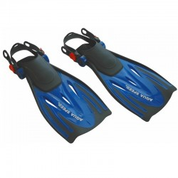 Płetwy regulowane AQUA-SPEED WOMBAT granatowe