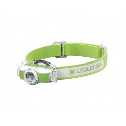 Latarka czołowa LEDLENSER MH3 green - 200 LM
