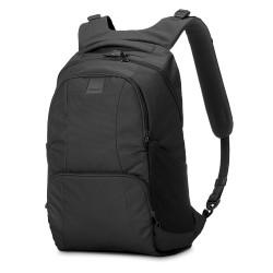 Pacsafe MetroSafe LS450 czarny plecak antykradzieżowy