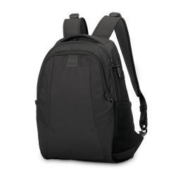 Pacsafe MetroSafe LS350 czarny plecak antykradzieżowy