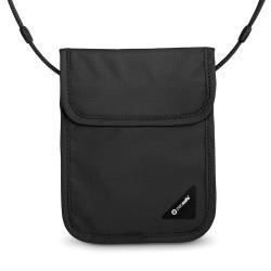 Pacsafe Coversafe X75 paszportówka czarna
